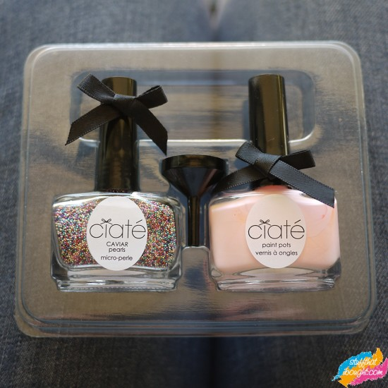 Ciate Caviar Manicure: Ciate Caviar Manicure Set Review