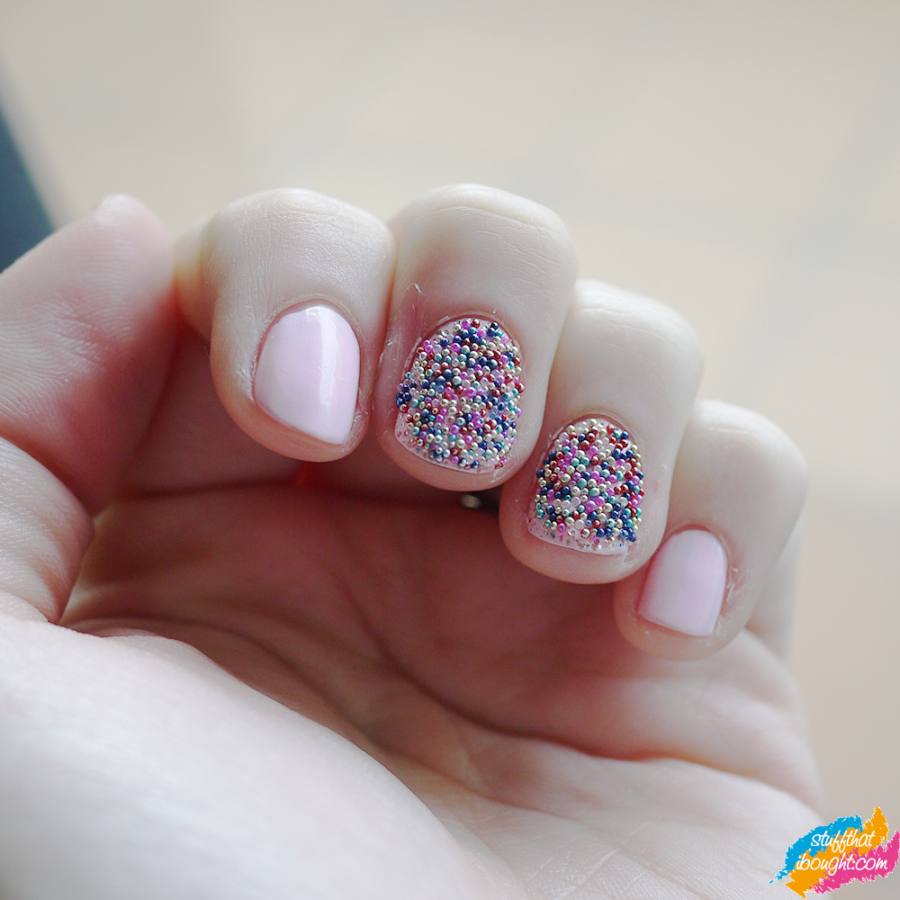 Ciate Caviar Manicure: Ciate Caviar Manicure Balls Coming Off At The Tip