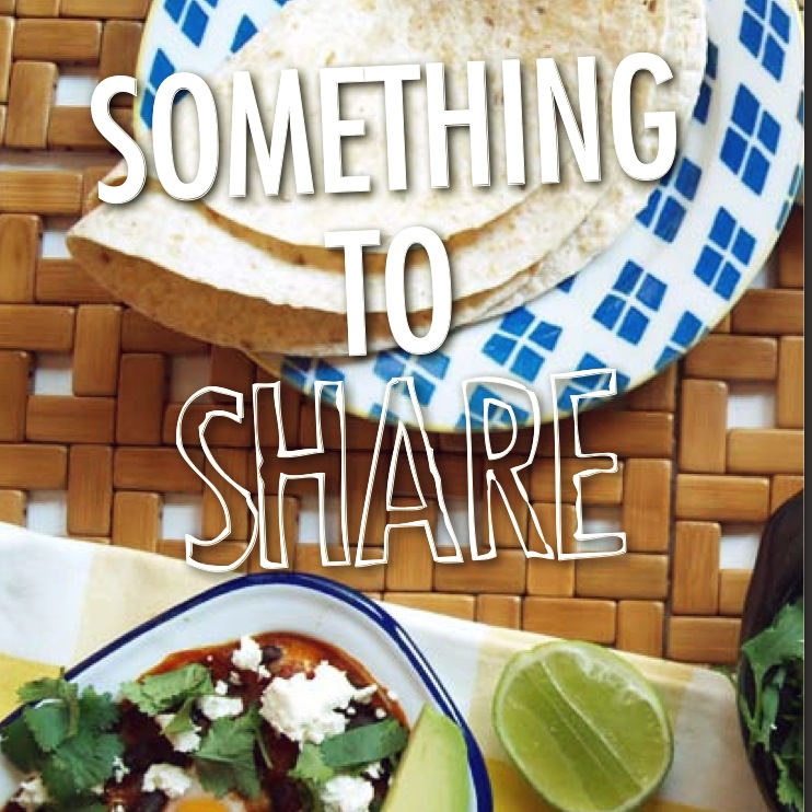 The Potluck Club e-cookbook Something To Share