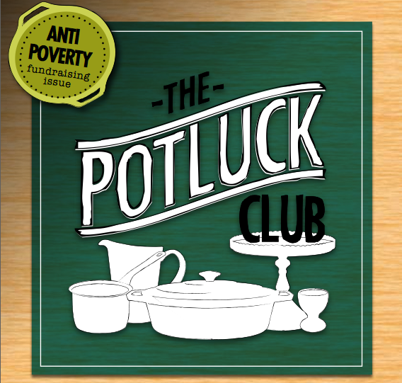 The Potluck Club ecookbook logo