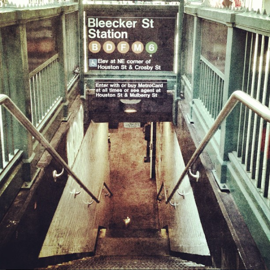 New York Bleecker St Instagram