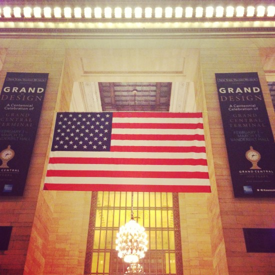 Inside Grand Central Station NYC
