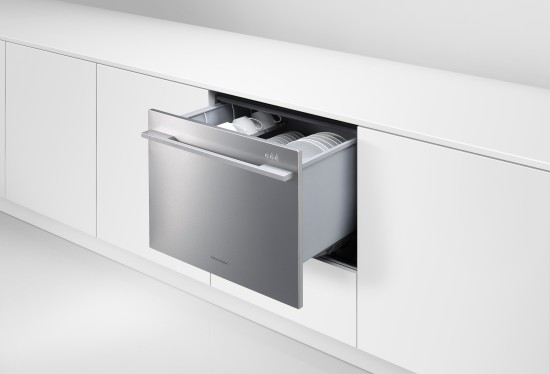 fisher & Paykel Dishdrawer small dishwasher household chores
